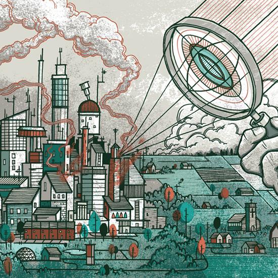 banjob vesselsalbum2a1 40 Remarkable Band Based Album Cover Designs