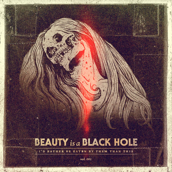 beautyblackhole 5501 40 Remarkable Band Based Album Cover Designs