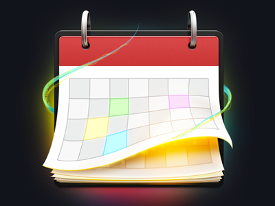 fantastical11 60 User Interface Calendar Inspirations and Downloads