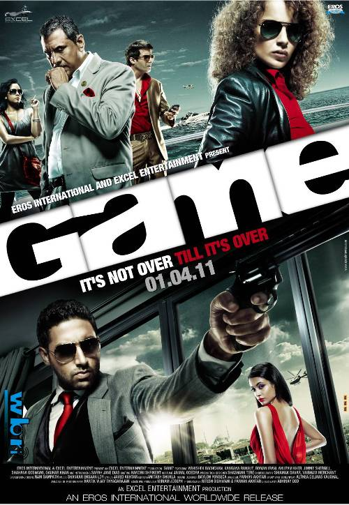 game 30 Best Examples of Bollywood Movie Posters