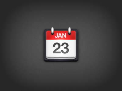 itsadate1 60 User Interface Calendar Inspirations and Downloads