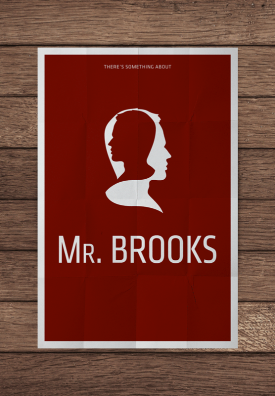 mockupmrbrookspng 550x7911 70 Powerful Examples of Minimal Movie Poster Designs