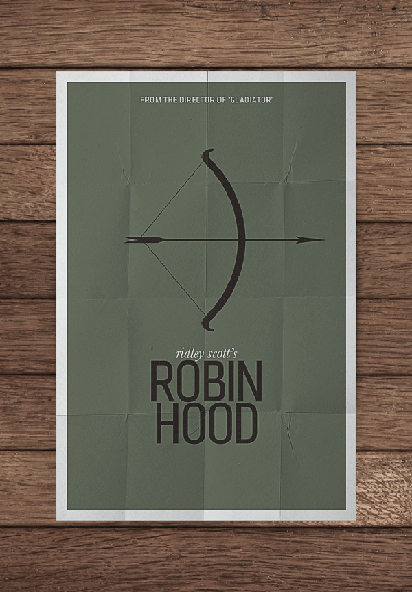 pedro vidotto121 70 Powerful Examples of Minimal Movie Poster Designs