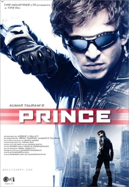 prince 30 Best Examples of Bollywood Movie Posters