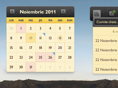 shot 12936659651 60 User Interface Calendar Inspirations and Downloads