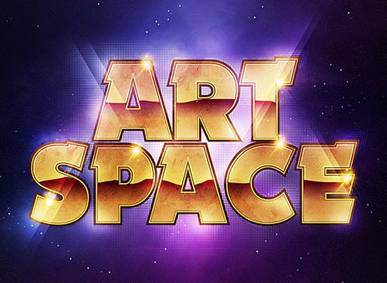 Art Space l1 40 Remarkable Examples Of Typography Design #5