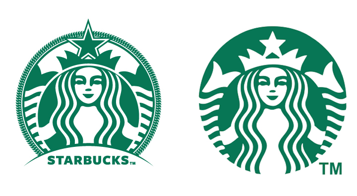 SB LogoComparison Case Study: Crowdsourcing for a New Starbucks Logo
