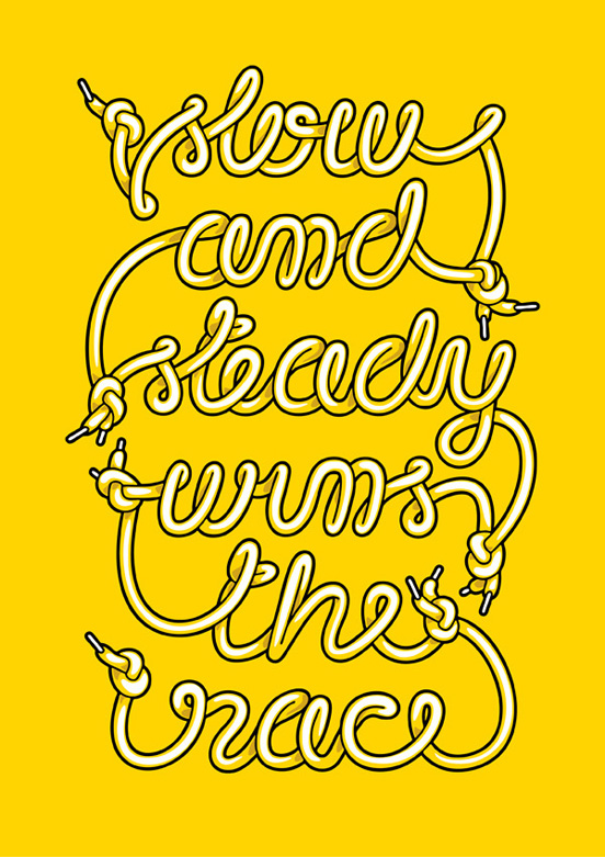 T shirt submission for Threadless l1 40 Remarkable Examples Of Typography Design #5