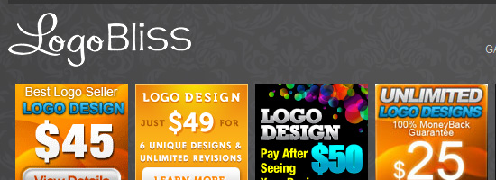 LogoBliss 25 Websites to Submit Your Logo Designs
