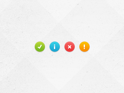 ddfreebie notifications1 50 Jaw Dropping Freebies from the Dribbble Community