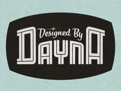 dribbble 281 50 Striking Vintage and Retro Logo Designs