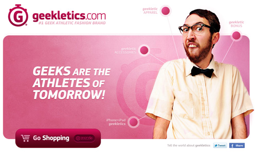geekletics 45 Outstandingly Well Designed E commerce Websites