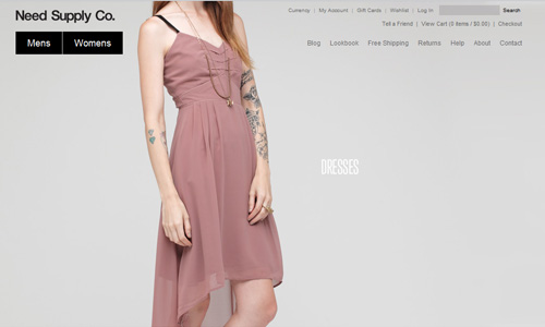 needsupply 45 Outstandingly Well Designed E commerce Websites