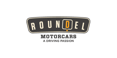 roundelmotorcars1 50 Striking Vintage and Retro Logo Designs