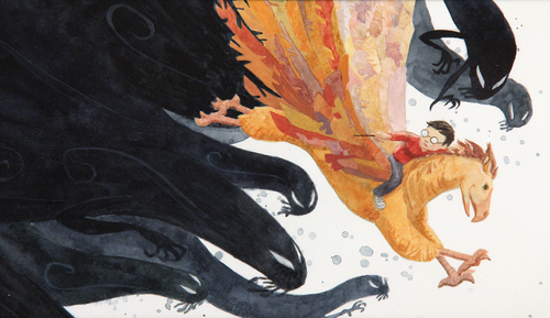 40 Beautiful Harry Potter Art And Illustration Tributes Inspirationfeed