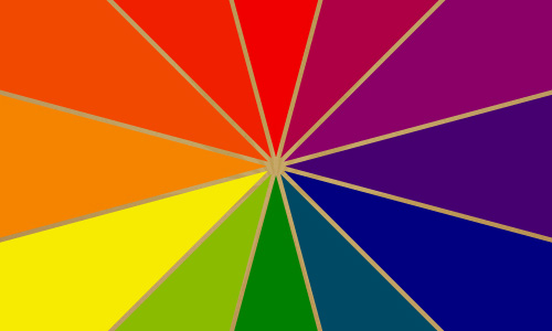 variants of color schemes How to Select The Perfect Color for Your Website