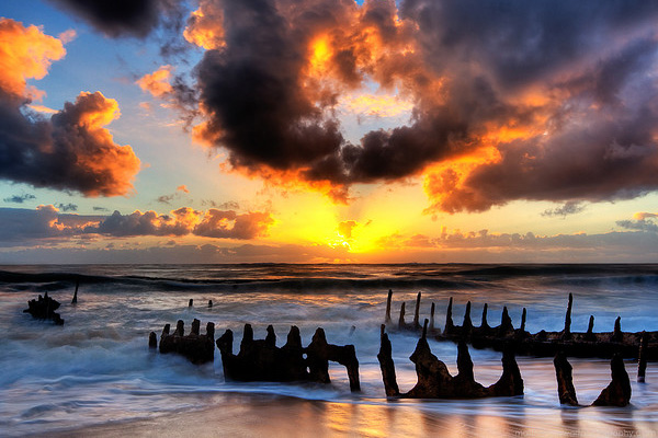 Seas of Gold 30 Beautiful Examples of Sunrise Photography