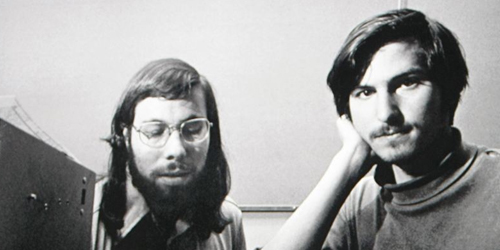 steve jobs and steve wozniak 5 Life Lessons Demonstrated by the Late Steve Jobs