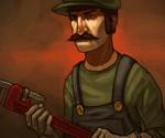 Mario and Lugigi Artworks