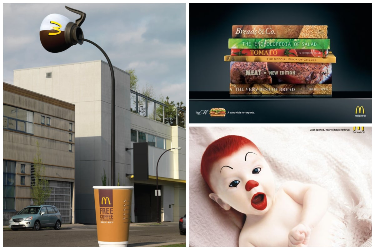 35 Creative Mcdonald S Corp Advertising Practices Inspirationfeed
