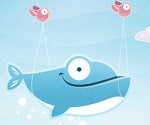 Twitter Fail Whale Illustrations