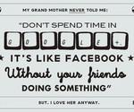 Social Media Tips From Grandma