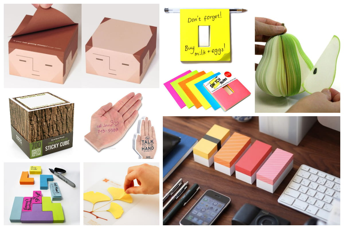 15 Cool Sticky Notes You Can