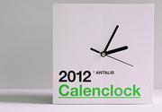 2012 Calenclock