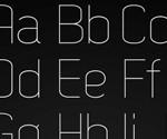 Free Minimal Fonts