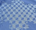 Magnificent Geometric Snow Art by Simon Beck