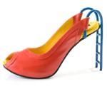 Artistic Footwear Designs by Kobi Levi