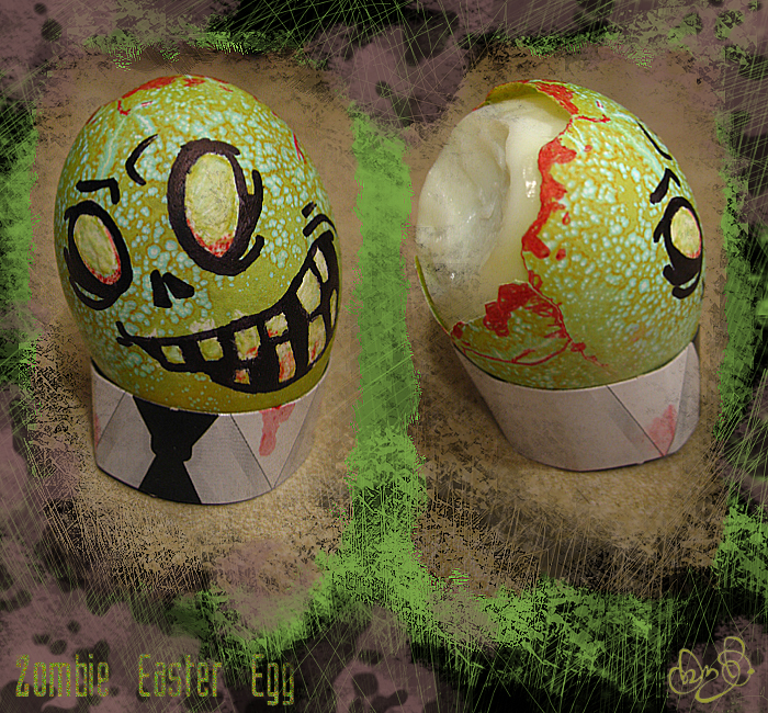 30 Creative Examples of Easter Egg Designs