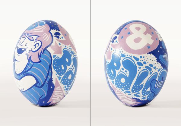 dda234aea1bf0ebb4866e2ba9d0e08da1 30 Creative Examples of Easter Egg Designs