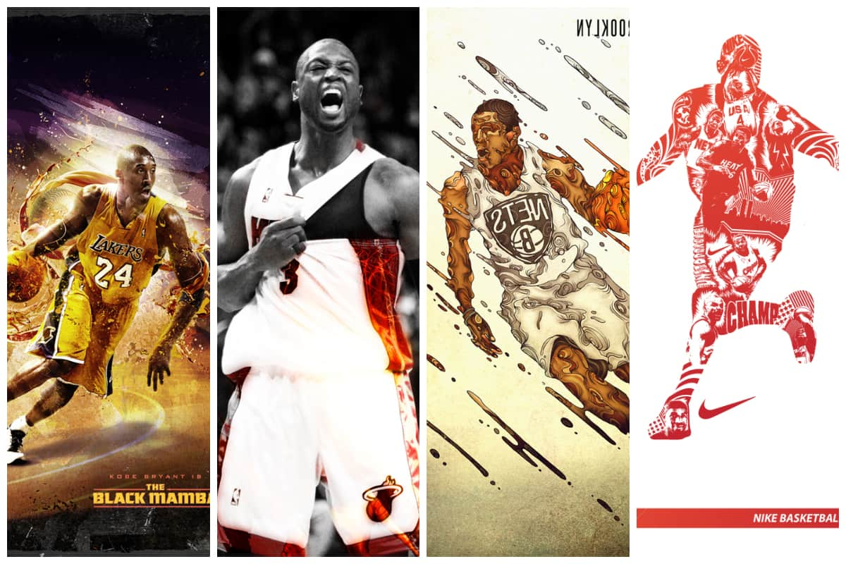 20 Heartstopping Basketball Advertising Ideas | Inspirationfeed