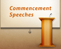 Commencement-Speeches