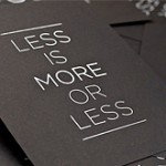 Less-is-More,-More-or-Less