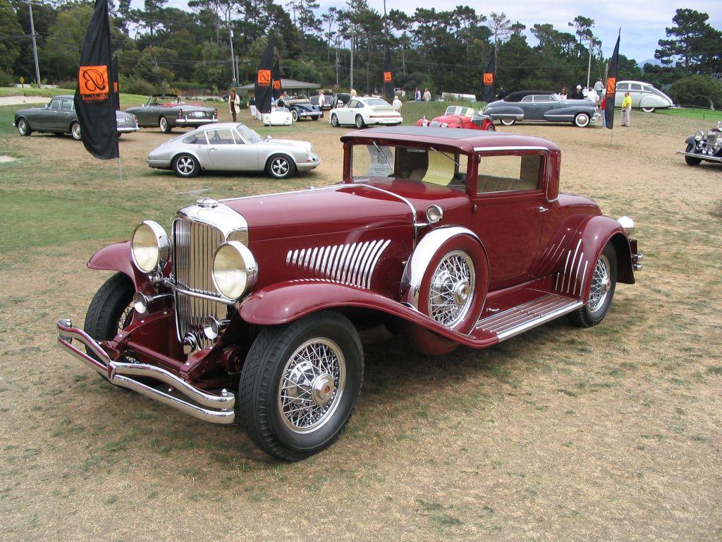 1928 Duesenberg Model J