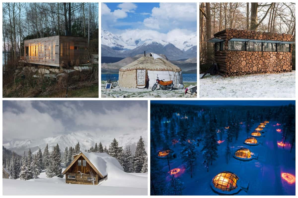 Creative Cabin Designs from Around The World