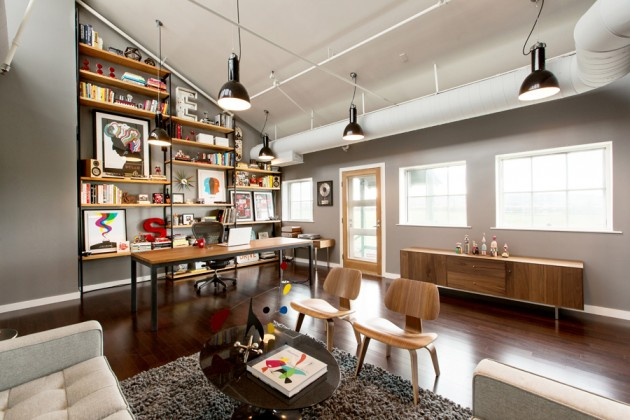 Old Warehouse Repurposed into a Dream Office1