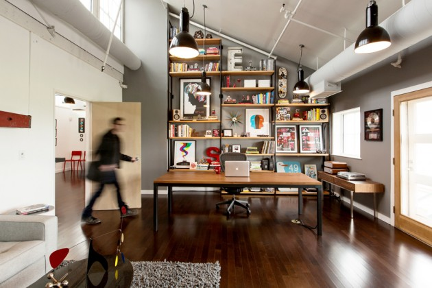 Old Warehouse Repurposed into a Dream Office6