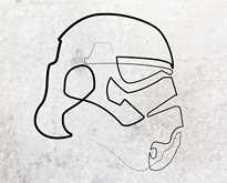 One-line-Trooper-by-Quibe