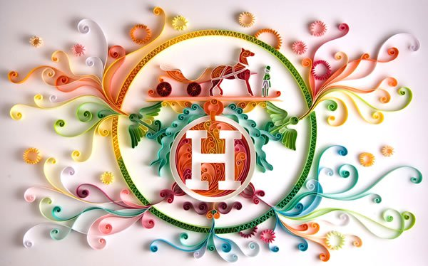 Quilled-Paper-Illustrations-Yulia-Brodskaya-5