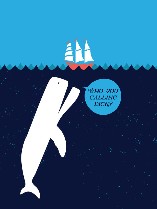 Moby the Dick