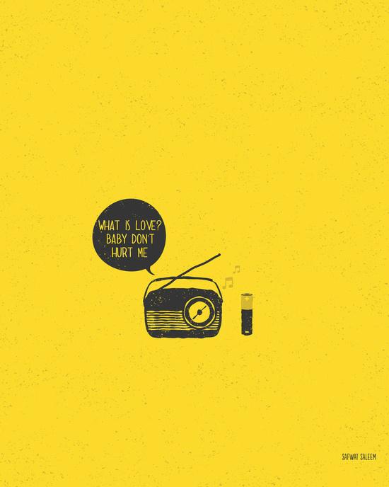 Radio & Battery
