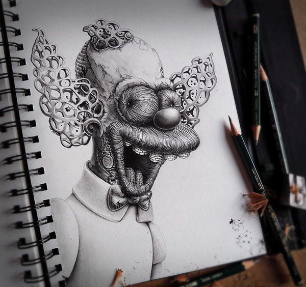 Sketchbook Art by Pez11