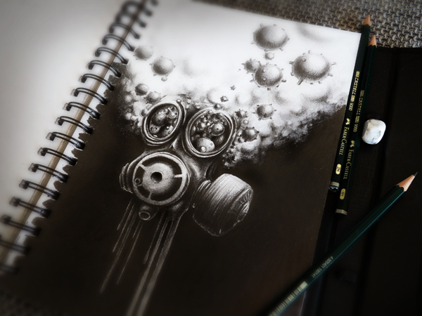 Sketchbook Art by Pez13