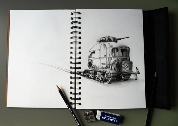 Sketchbook Art by Pez4