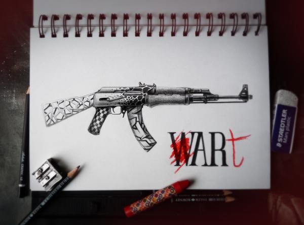 Sketchbook Art by Pez7