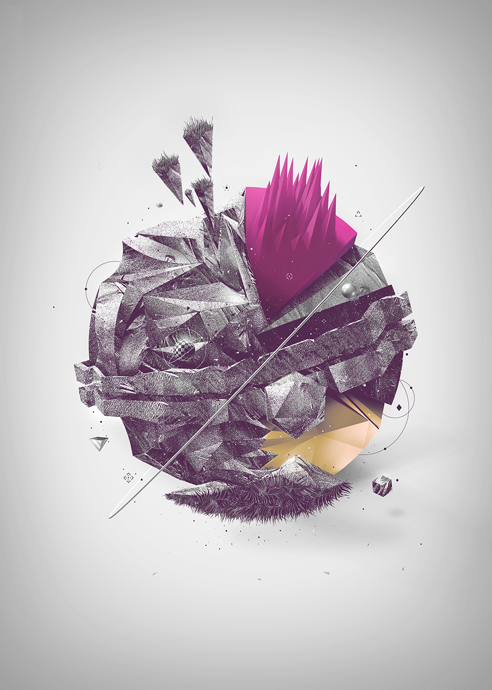 Amazing Art Design : Amazing graphic design works by rogier de boeve