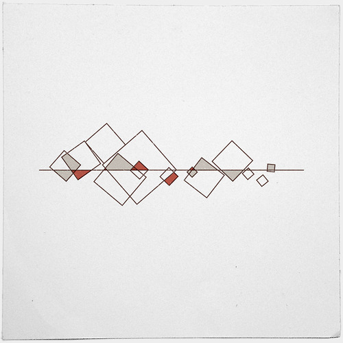 Line Composition Design : Minimal geometric compositions by tilman zitzmann